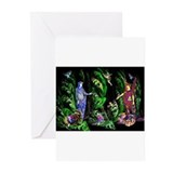 Midsummer nights dream Greeting Cards (20 Pack)