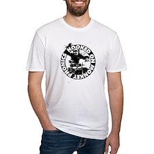 Hooked On Monkey Phonics - Black Shirt
