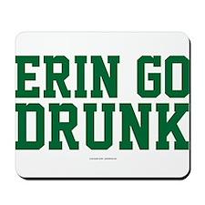 Erin Go Drunk Mousepad