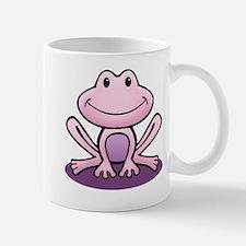 Pink Frog Mug