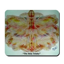 Can You See Jesus? Mousepad