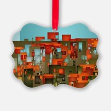 Red City2 Ornament