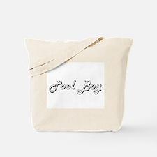 Pool Boy Classic Job Design Tote Bag