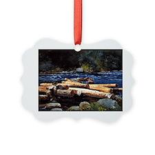 Homer - Hudson River Ornament