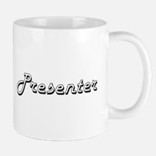 Presenter Classic Job Design Mugs