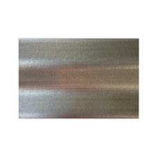 Corrugated Sheet Metal Rectangle Magnet
