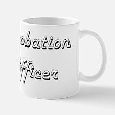 Probation Officer Classic Job Design Mug