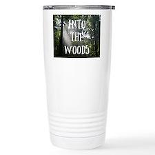 Unique Forest Travel Mug