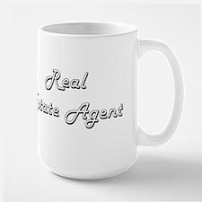 Real Estate Agent Classic Job Design Mugs