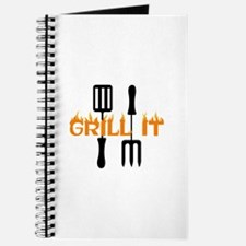 GRILL IT Journal