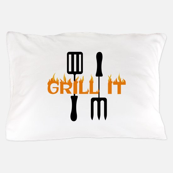 GRILL IT Pillow Case
