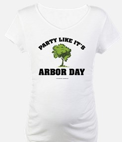 Party Like It's Arbor Day Shirt