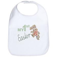 My first Easter Bib