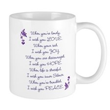 Reaching Out Mugs