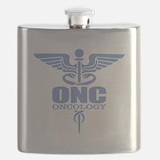 Caduceus ONC Flask