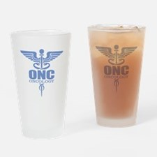 Caduceus ONC Drinking Glass