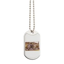 Brindle French Bulldogs Dog Tags