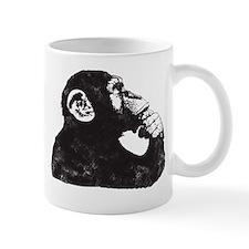 Thoughtful Monkey  Mug