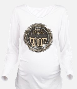 I want to know Long Sleeve Maternity T-Shirt