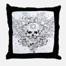 Skeptic 4 Life Throw Pillow