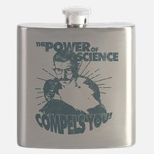 The Power Science Compels You! - Blue Flask