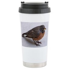 Robin Travel Coffee Mug
