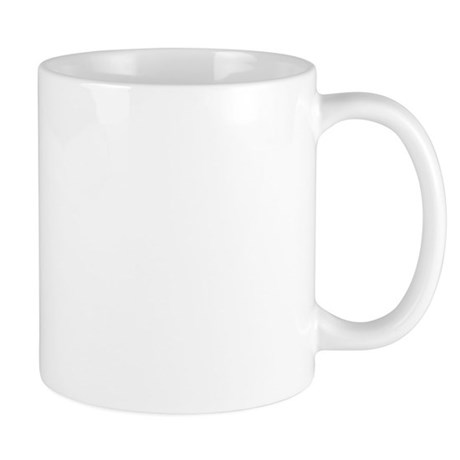 Shut Up (in musical notation) Mug