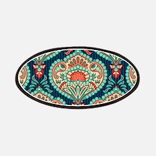 Ornate Paisley Pattern Patch