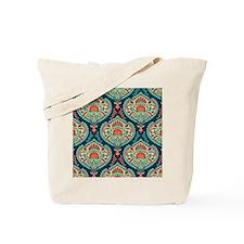 Ornate Paisley Pattern Tote Bag
