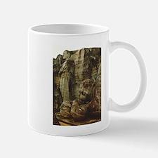 Polonnaruwa, Sri Lanka. Galvehera Temple Mugs