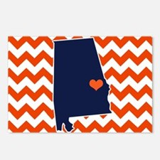 Funny Chevron Postcards (Package of 8)