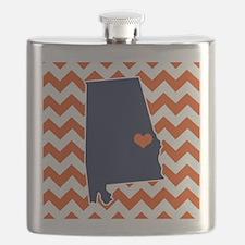 Cute Alabama Flask