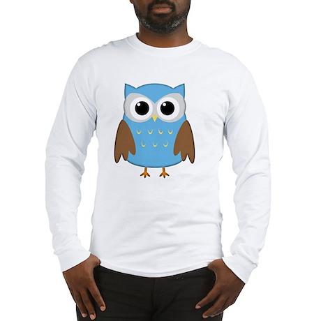 Cute Ow Long Sleeve T-Shirt