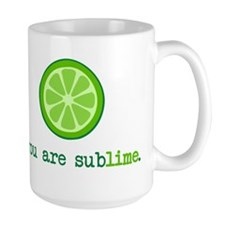 You are Sublime Mugs