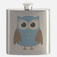 blue owl png.png Flask