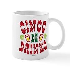 Cinco De Drinko Mugs