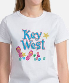 Key West Flip Flops - Women's T-Shirt
