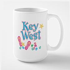 Key West Flip Flops - Mug