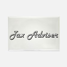 Tax Adviser Classic Job Design Magnets
