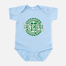 O'neill Irish Drinking Team Infant Bodysuit