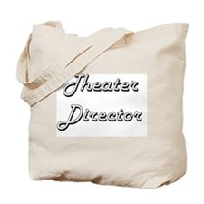 Theater Director Classic Job Design Tote Bag