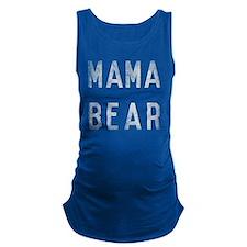 Mama Bear Maternity Tank Top