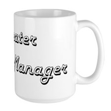 Theater Stage Manager Classic Job Design Mugs