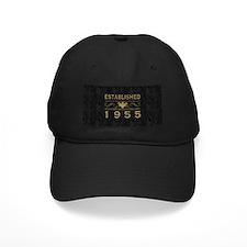 1955 Birth Year Baseball Cap