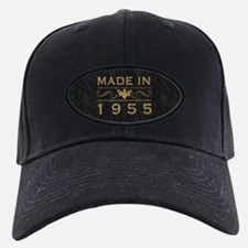 1955 Birth Year Baseball Hat