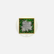 Xmas Stars Mini Button (100 pack)