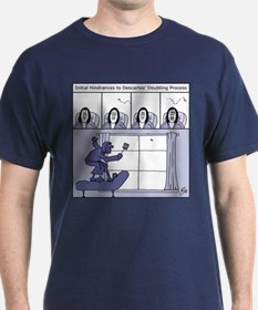 Descartes and the Fly T-Shirt