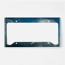 Praise God License Plate Holder