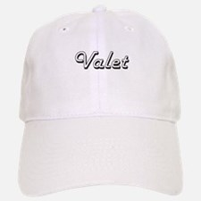 Valet Classic Job Design Baseball Baseball Cap
