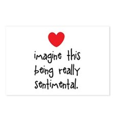 Use Your Imagination Postcards (Package of 8)